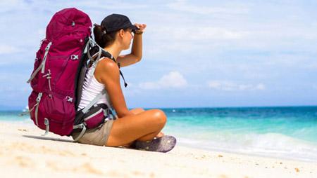 du lịch, du lịch một mình, khám phá Khi đi du lịch một mình, hãy lưu ý đến an toàn của bản thân.